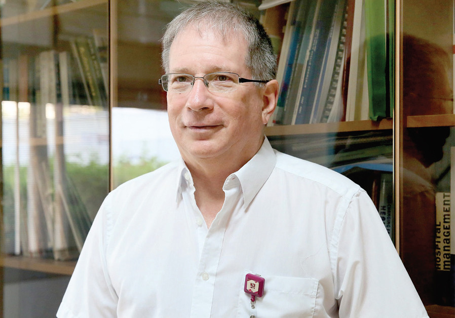 DR. MICHAEL (MIKI) HALBERTHAL, CEO of Haifa's Rambam Health Care Campus. (Credit: COURTESY OF RAMBAM MEDICAL CENTER)