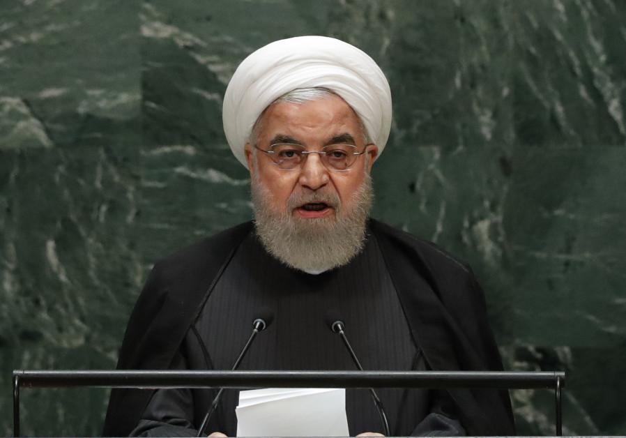Iran: International community must confront US hostility