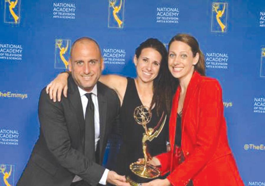 Israeli documentary wins Emmy
