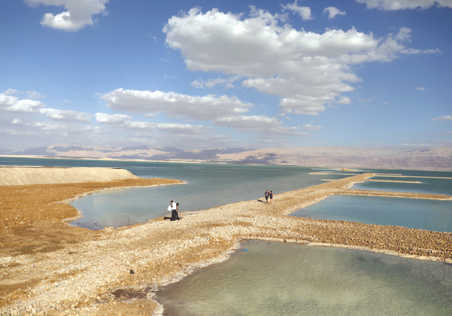 Will Dead Sea explorations uncover evidence of life on Mars?