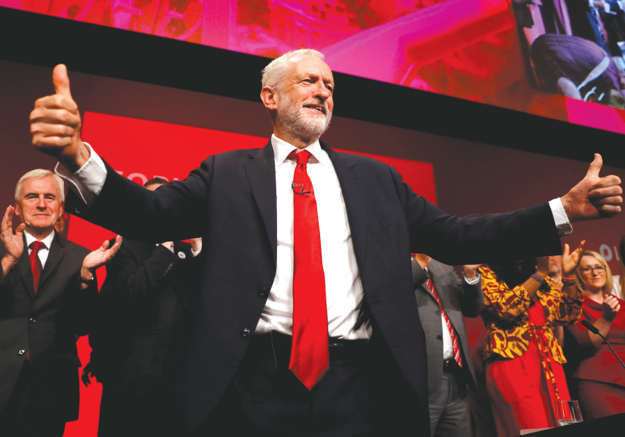 Four years of Labour antisemitism under Corbyn
