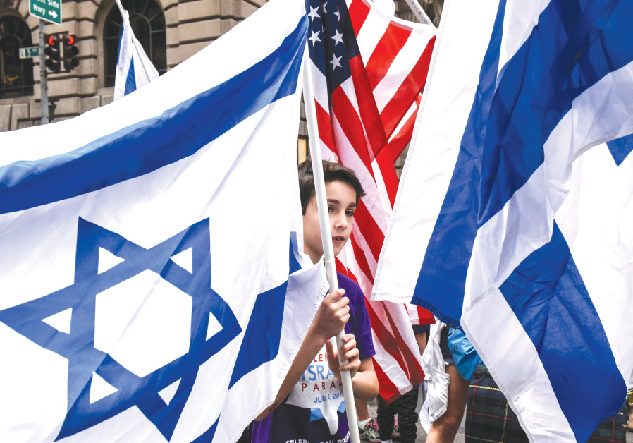 Home run for Israel's relationship with US Jewry