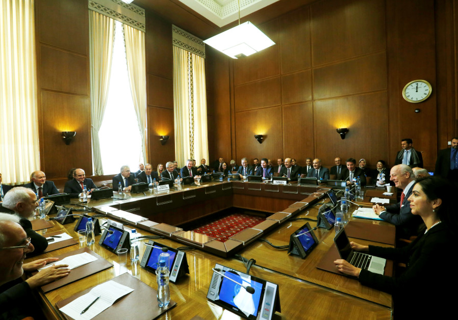 Syria Constitutional Committee to Meet in October