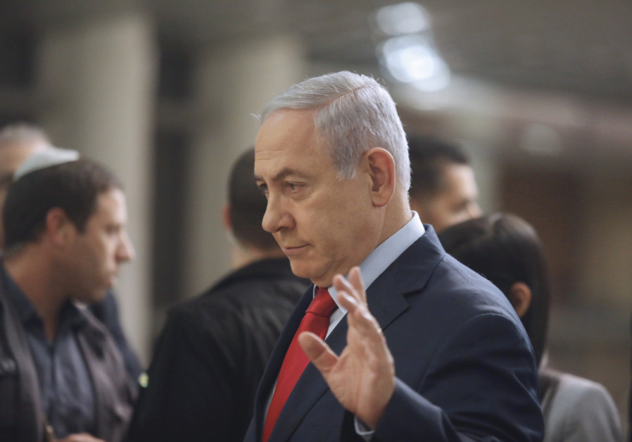PRIME MINISTER Benjamin Netanyahu. He cannot be a unifier