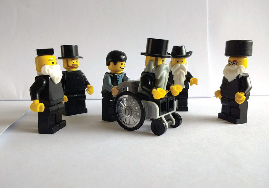 Let my people LEGO