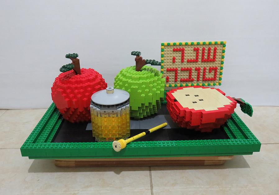 Using LEGO® as a teaching aid