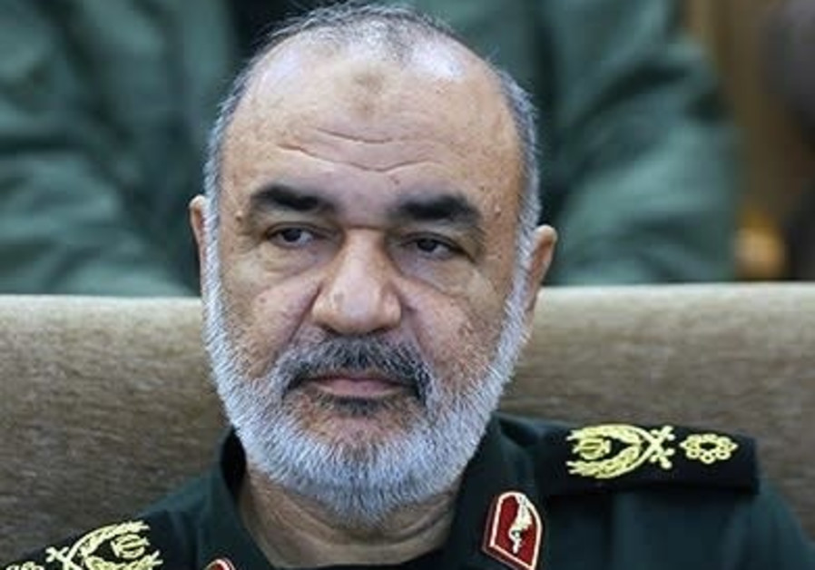 Top IRGC commander says Iran has 'the capability to annihilate' Israel