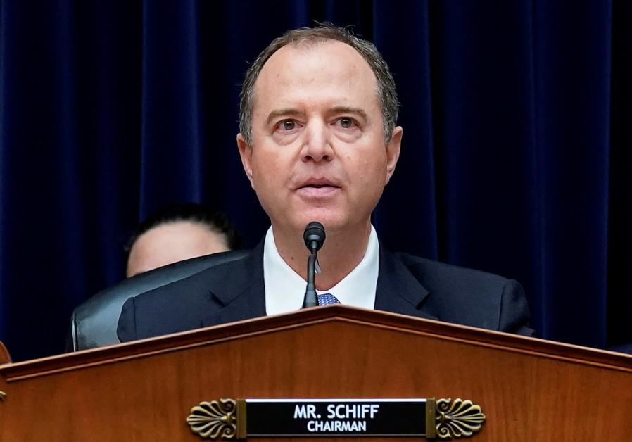 U.S. House defeats Republican bid to censure Schiff in impeachment probe