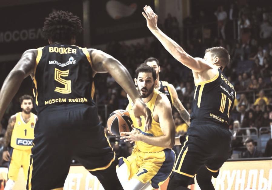 Maccabi TA among Euroleague contenders