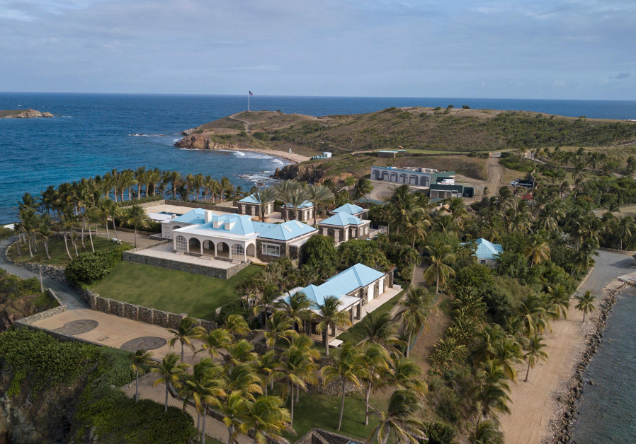 Jeffrey Epstein stealthily acquired a second island hideaway