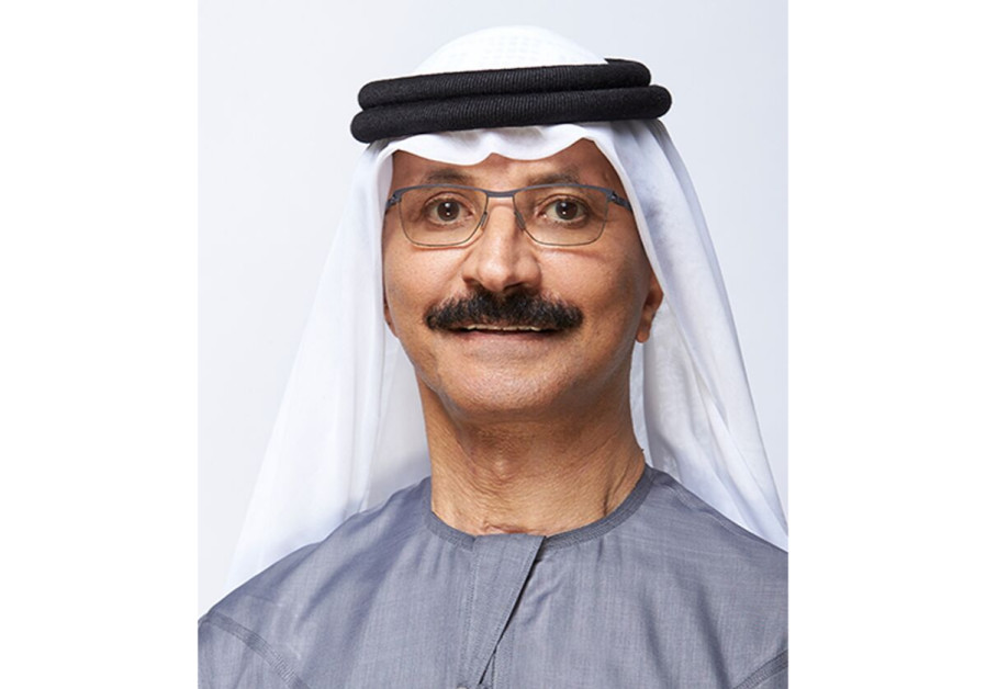 Chairman and CEO Sultan Ahmed bin Sulayem, a prominent businessman in Dubai whose maritime company has global reach. (photo credit: DP WORLD/MIAMI HERALD/TNS)
