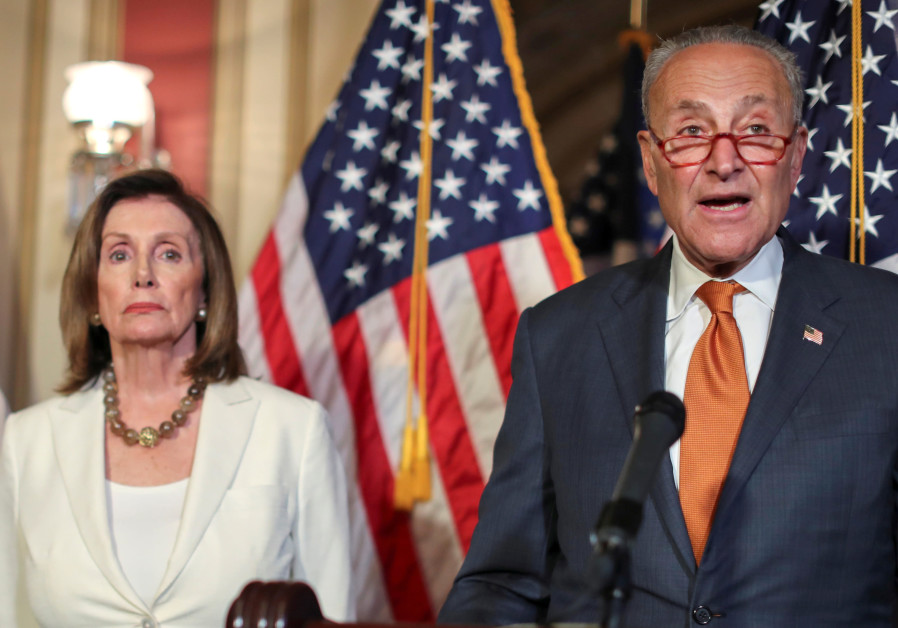 Nancy Pelosi and Chuck Schumer to headline J Street conference