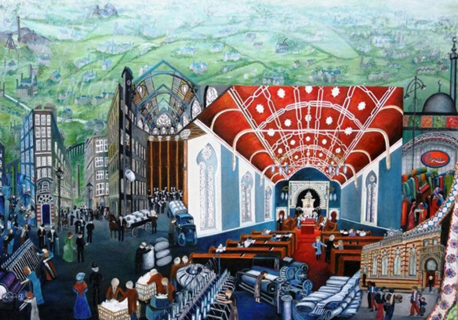 Beverley Jane Stewart's artistic transformation of British Jewry