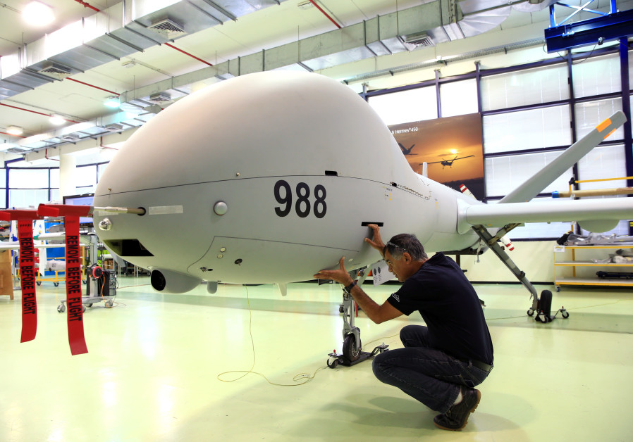 Elbit wins $153m. drone deal with Southeast Asian army