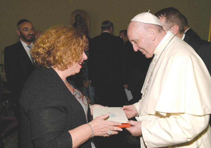 A leading Jewish female philanthropist