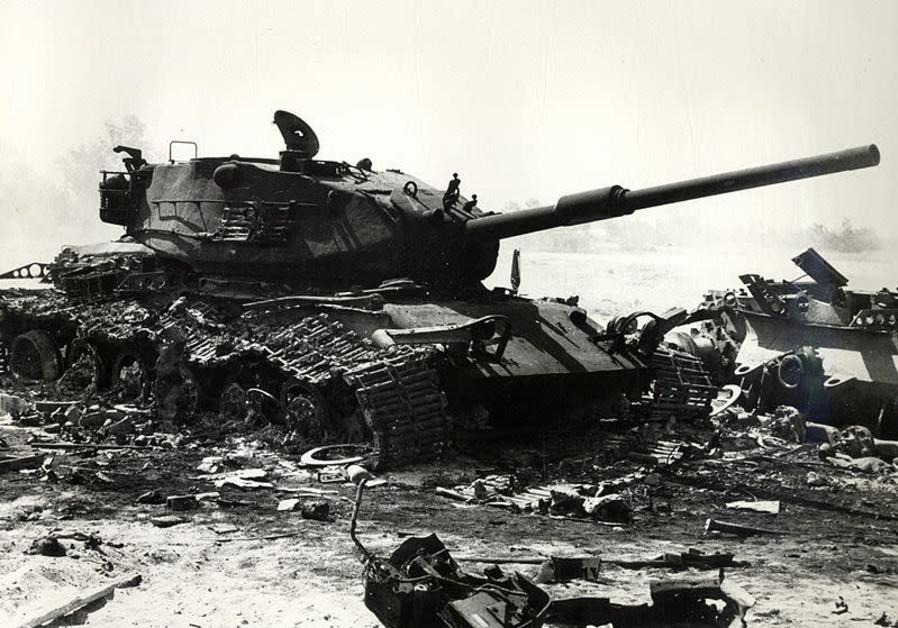 Yom Kippur War veteran: Emotional consequences to trauma