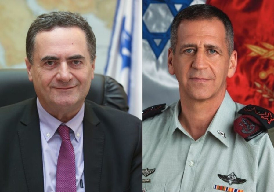 FM Katz, IDF clash on Twitter over security cabinet leak