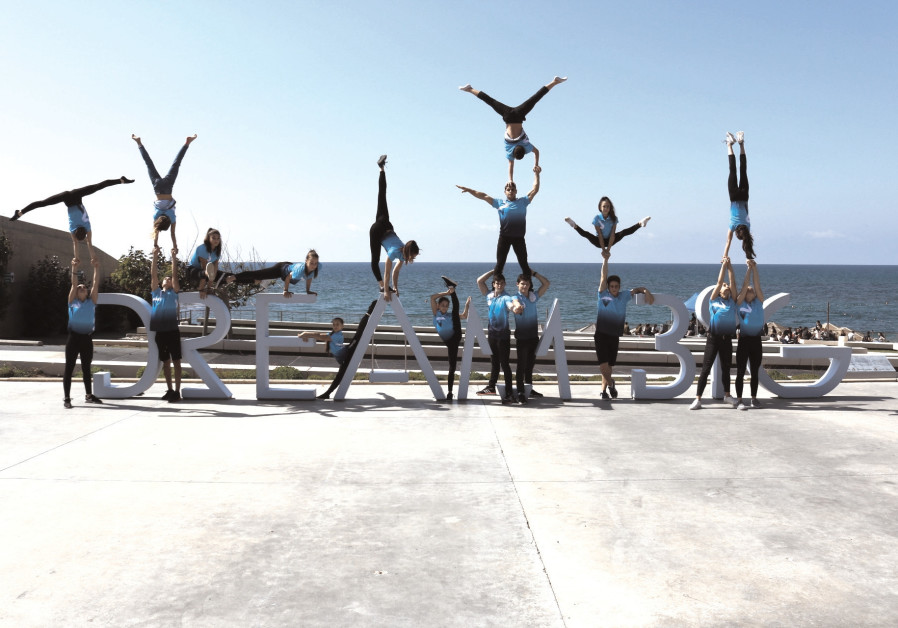 Europe's top acrobats to perform in Holon