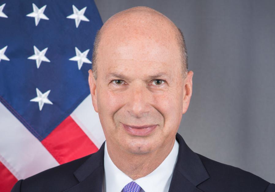 U.S. ambassador to EU faces questions in Trump impeachment probe