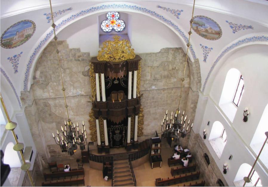 So many synagogues in  Jerusalem