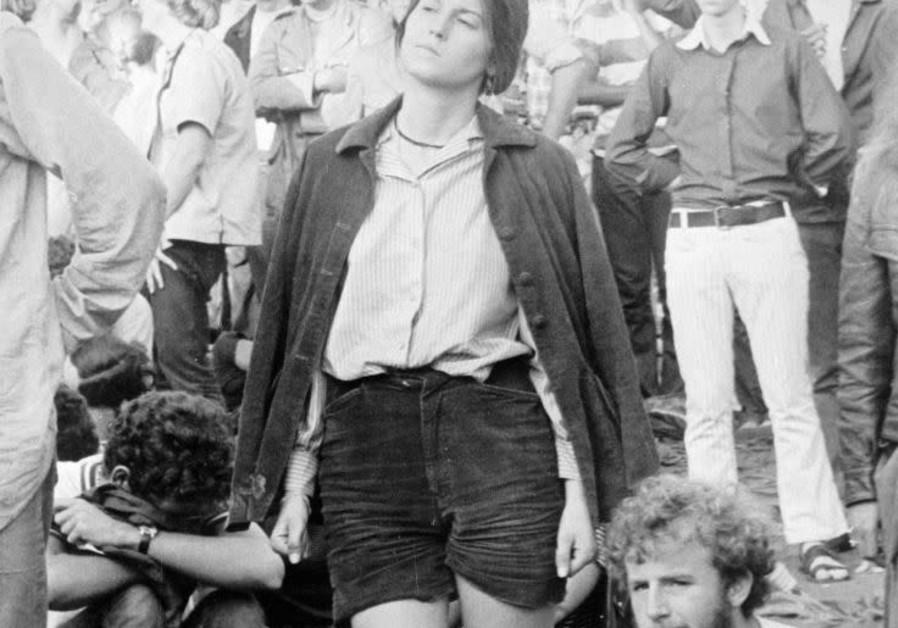 Israelis who grooved at Woodstock