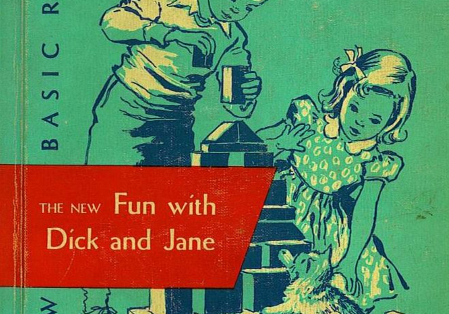 'DICK AND Jane's safe world disintegrated in the 1960s.'