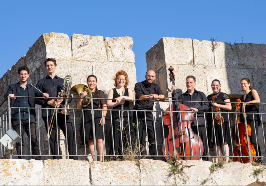 THE BAND'S Visit, Tower of David.