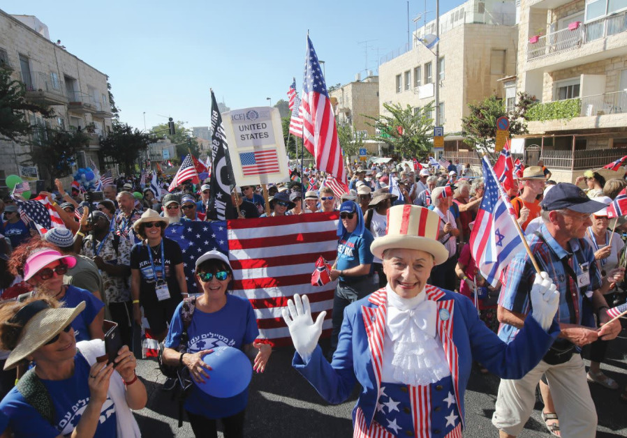 THE JERUSALEM March – this year on October 17