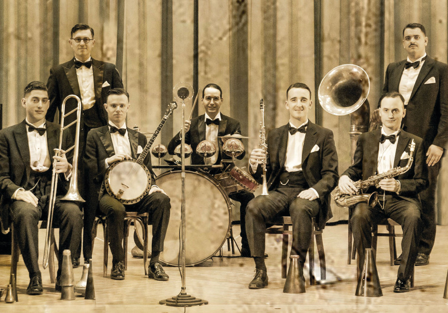 MAURO PORRO and the Chicago Stompers