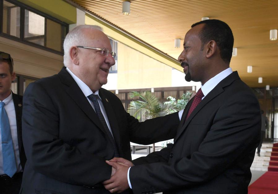 Ethiopian Prime Minister wins Nobel Peace Prize