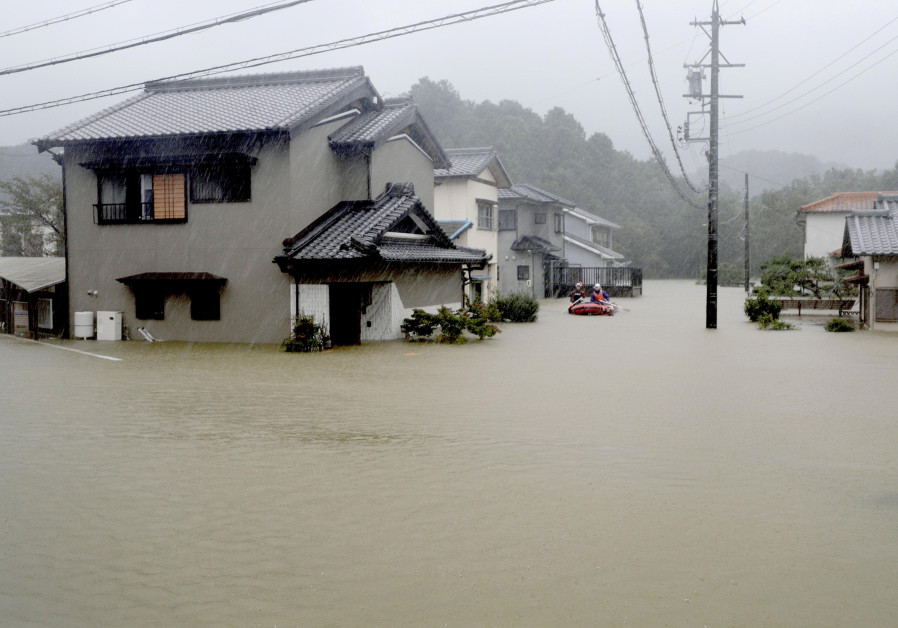 One killed in Japan as typhoon approaches, millions advised to evacuate