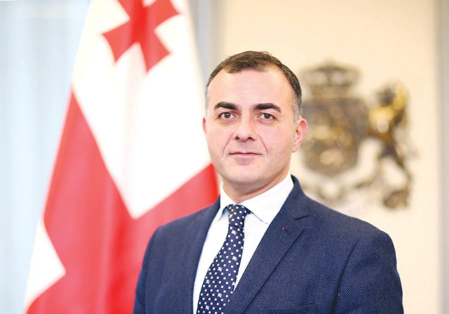 Meet the Ambassador: A born diplomat