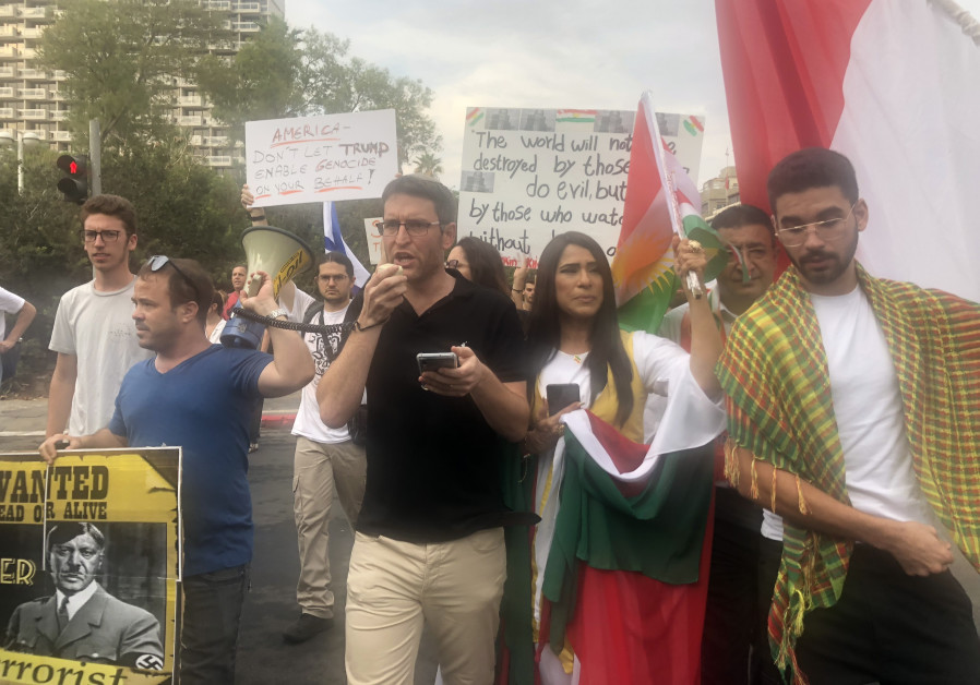 Jewish, Kurdish NGOs launch crowdfunding, PR campaign to fight genocide