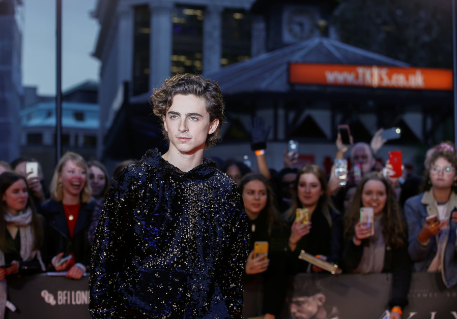 Timothée Chalamet to play King of England