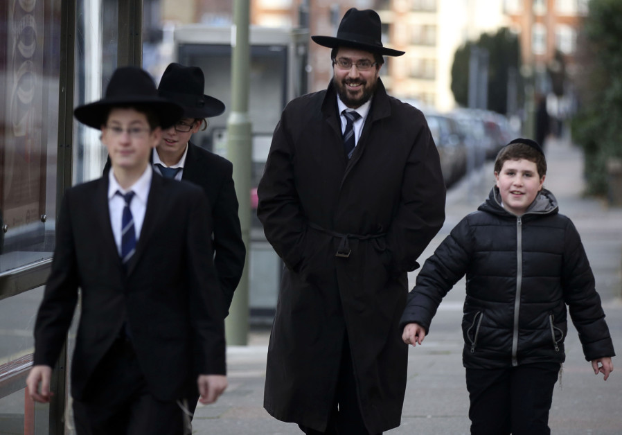 Antisemitic hate crimes nearly doubled in England in 2018