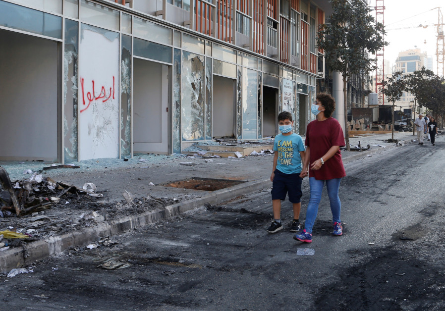 Lebanon braces for third day of unrest as rage sweeps country