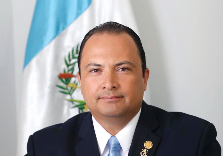 Meet the Ambassador: Guatemala's Mario Bucaro
