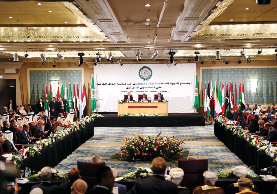 Turkey's Syria operation threatens Arab leaders