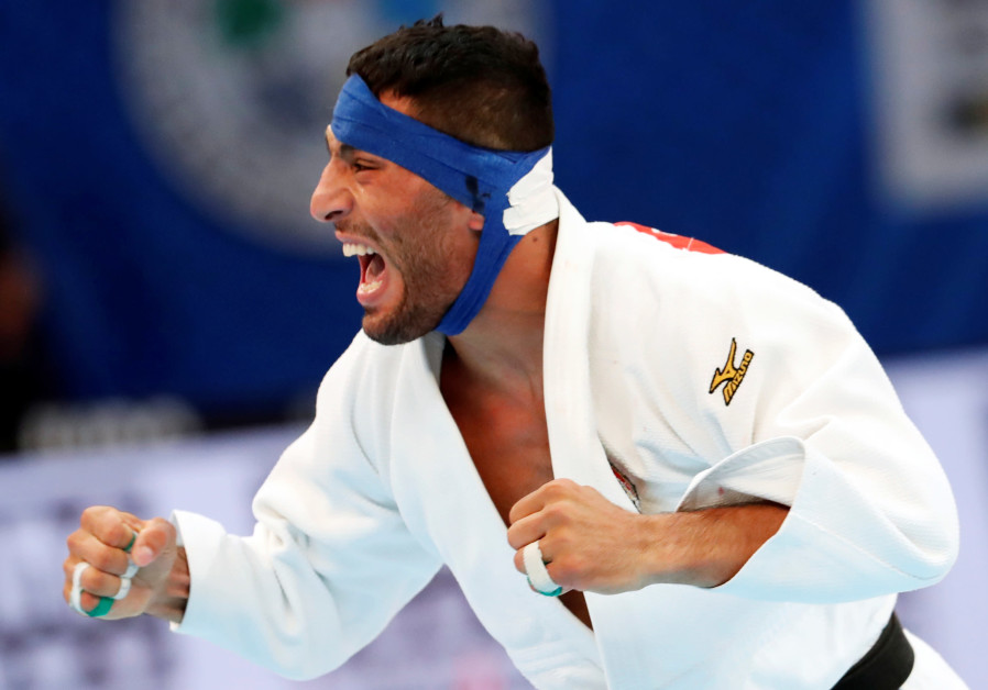 Iran's Saeid Mollaei, who defected to Germany after Iranian authorities tried to pressure him in not fighting an Israeli opponent (Photo: Reuters)