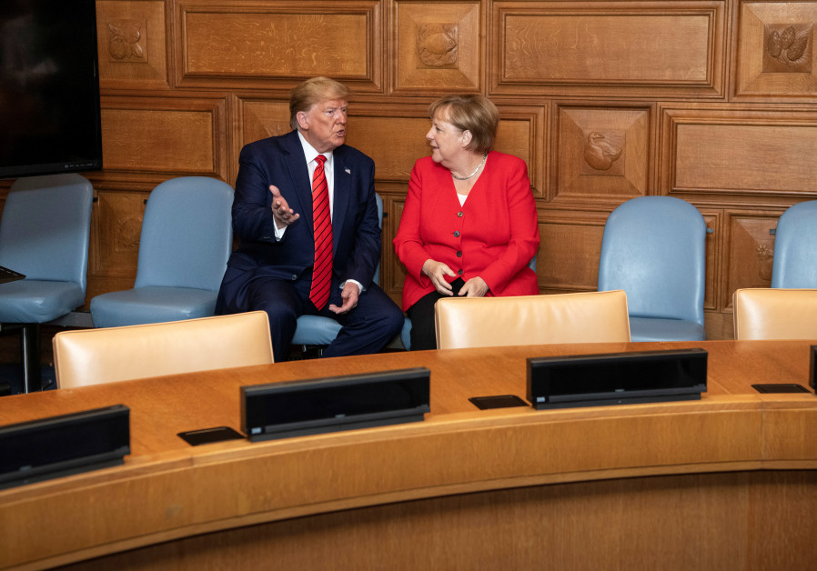 U.S. welcomes German security plan for Syria, Russia rejects it