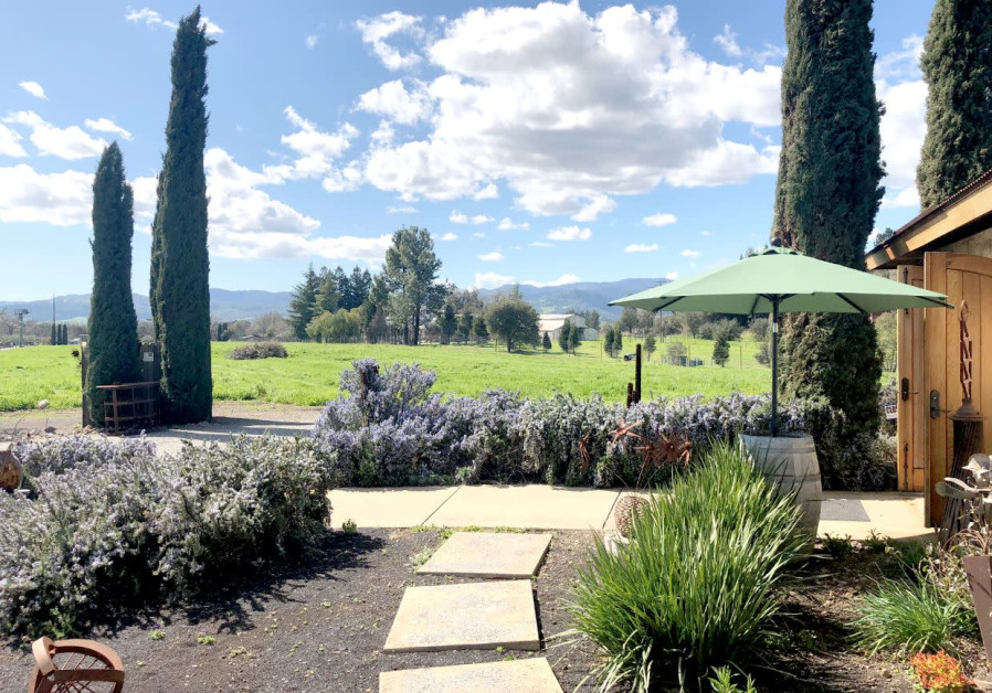HAGAFEN WINERY is in the famous Californian region of Napa Valley. ( Credit: HAGEFEN CELLARS)