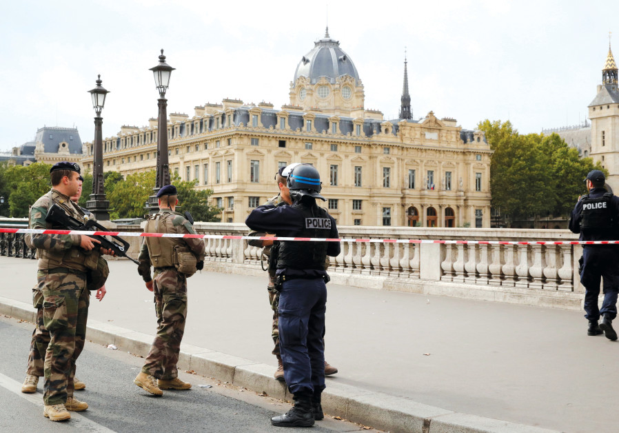 Paris police headquarters stabbings – the 'insider threat'