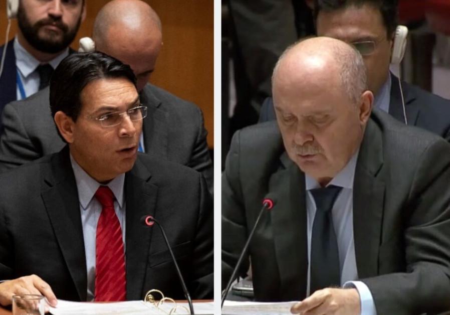 "Turkey Is ""a Regional Hub for Terrorism,"" Israeli Envoy Tells UNSC"