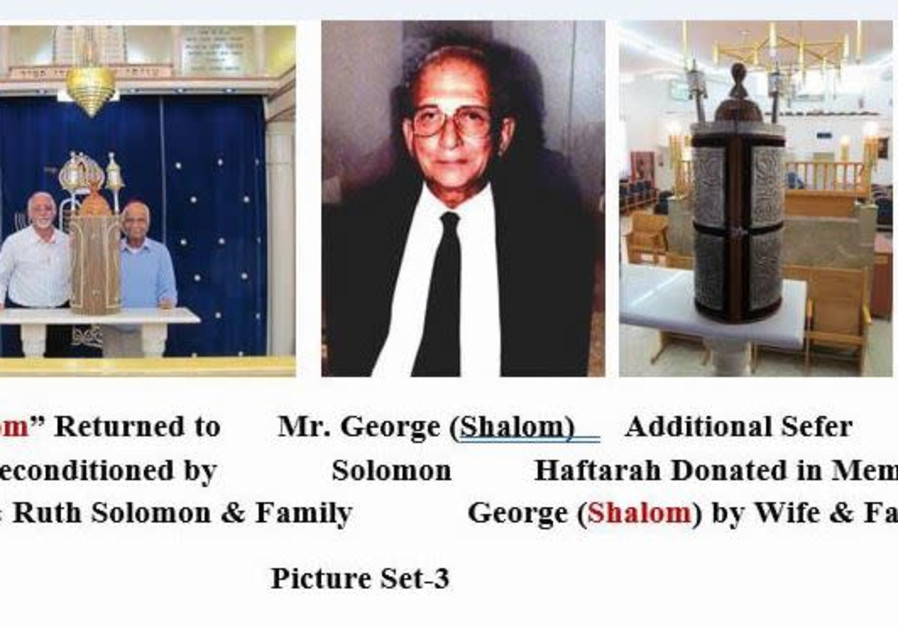 The special journey of Bene Israel's Shalom Torah