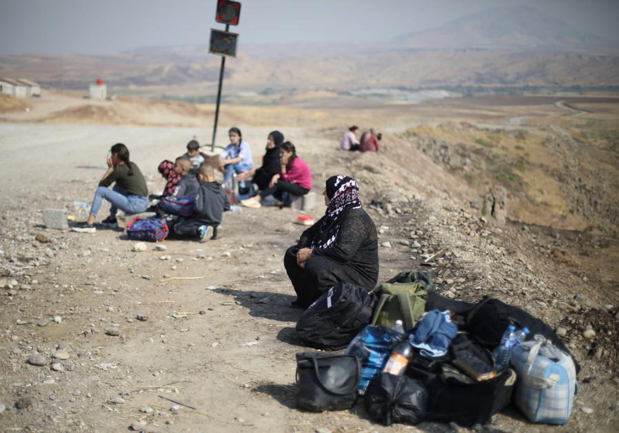 Israël et les Kurdes s'efforcent de maintenir leurs relations post-américaines