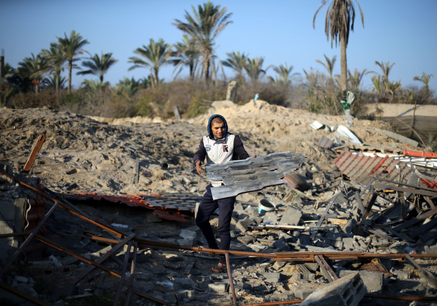 One killed in Gaza, Hamas says 'Israel will bear the consequences'