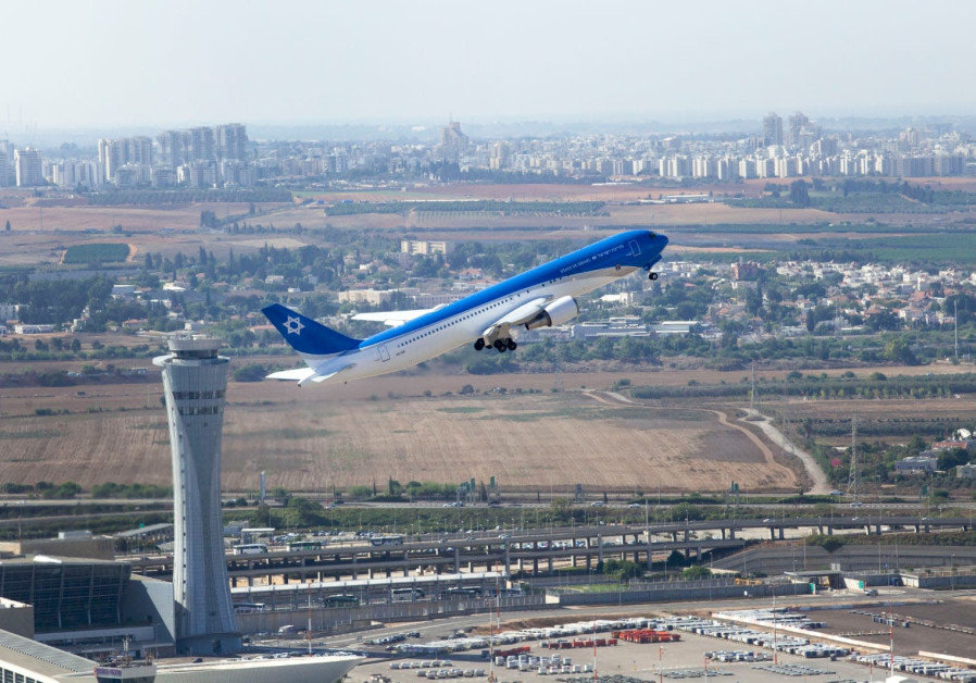 Israel's 'Air Force One' successfully completes first test flight