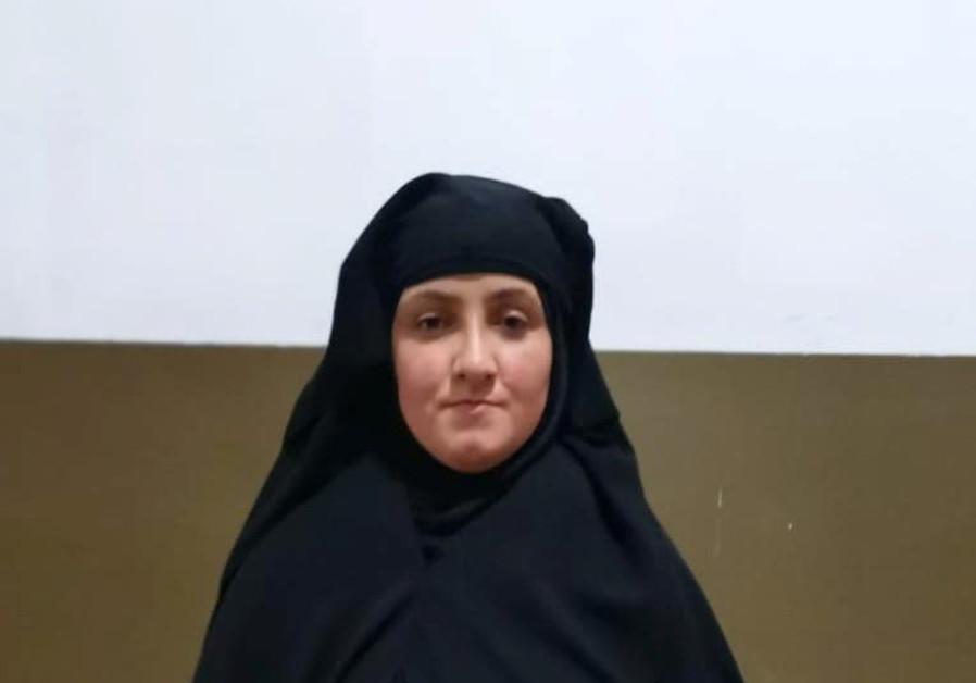 https://www.jpost.com/Breaking-News/Turkey-captures-ISIS-leader-Baghdadis-sister-in-Syria-606868