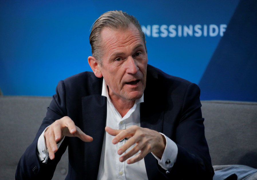 Mathias Dopfner, CEO of Axel Springer SE, speaks at the 2017 Business Insider Ignition: Future of Me