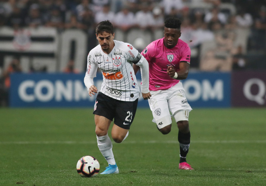 Brazilian soccer players wear Magen David to combat antisemitism